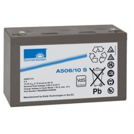 EXIDE Sonnenschein 6V - 10Ah - Dryfit A500 - Bac VO - A506/10S