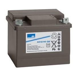 EXIDE Sonnenschein 12V - 40Ah - Dryfit A500 - G6 - A512/40G6