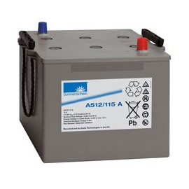EXIDE Sonnenschein 12V - 115Ah - Dryfit A500 - B Auto - A512/115A