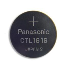 RENATA / PANASONIC CTL1616 - Pile rechargeable pour montre energie solaire (Casio...)