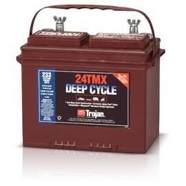 TROJAN 12V - 85Ah - 24TMX ex 24DC36 - DEEP CYCLE ACIDE