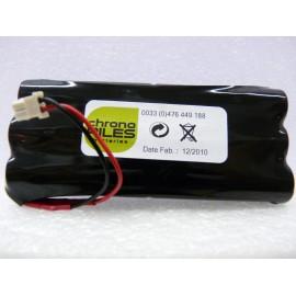 CHRONO PACK Batterie NiMh 7.2V - 2450mAh - Terminal SAGEM