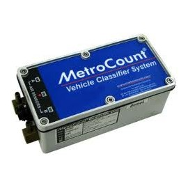 CHRONO Pile Batterie Compatible METROCOUNT MC5600 - 4LR20 Alcaline - 6V - 18Ah + Sortie Faston