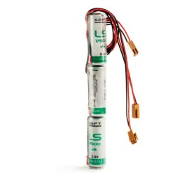 CHRONO PACK Plie LS17500 Lithium 3x3.6V - 3600mAh + Connecteur