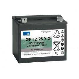 EXIDE Sonnenschein 12V - 25,0Ah - Dryfit A500C - G6 - GF12025YG
