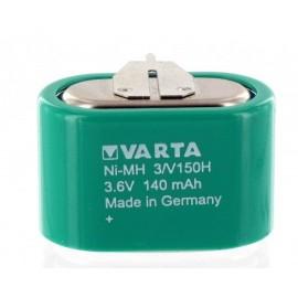 VARTA - 3V150H - 3,6V – 140mAh