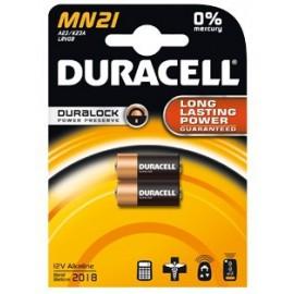 DURACELL 23A - GP23A - MN21 - L1028 - 8LR932 - LRV08 - A23 - Blister x 2