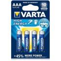 VARTA LR03 - AAA High Energy - UM4