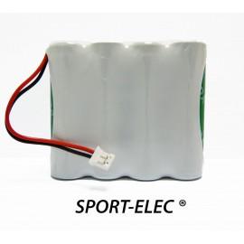 CHRONO PACK Batterie NiMh 4.8V - 1700mAh - Multi sport SPORT-ELEC