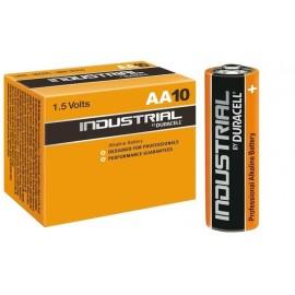 INDUSTRIAL/DURACELL LR6 - LR06 - AA Professionnel - Boite de 10