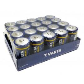 VARTA LR20 - D Industrial - UM1 - Boite de 20