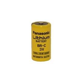 PANASONIC Pile Lithium BR - C 3,0V - 5,0Ah