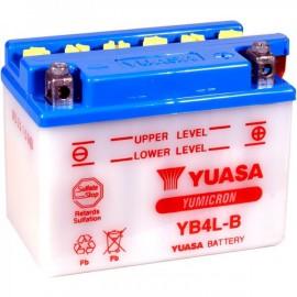 YUASA Batterie Moto 12V – 4Ah - YB4L-B