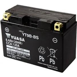 YUASA Batterie de Moto 12V - 8Ah YT9B-BS