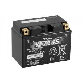 YUASA batterie moto 12V -11.2Ah - YTZ14S