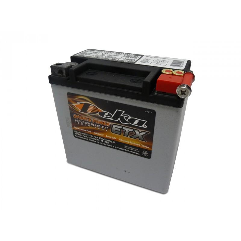 batterie moto 12ah