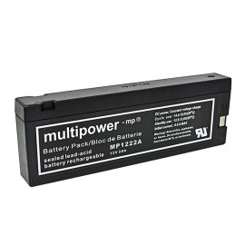 MULTIPOWER 12V - 2Ah - MP1222A