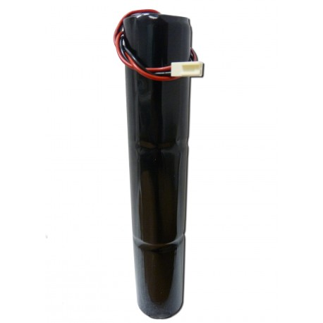 CHRONO Pile Batterie Alarme Compatible VISONIC / SURTEC - 3LR20 Alcaline - 4.5V - 18Ah + Connecteur