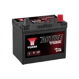 Batterie YUASA U1 - 12V - 30Ah - pour machines de garden